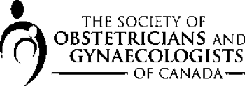 Society of Obstetricians and Gynaecologists of Canada logo